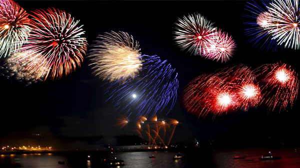 Hilton Head Fireworks Cruise Package