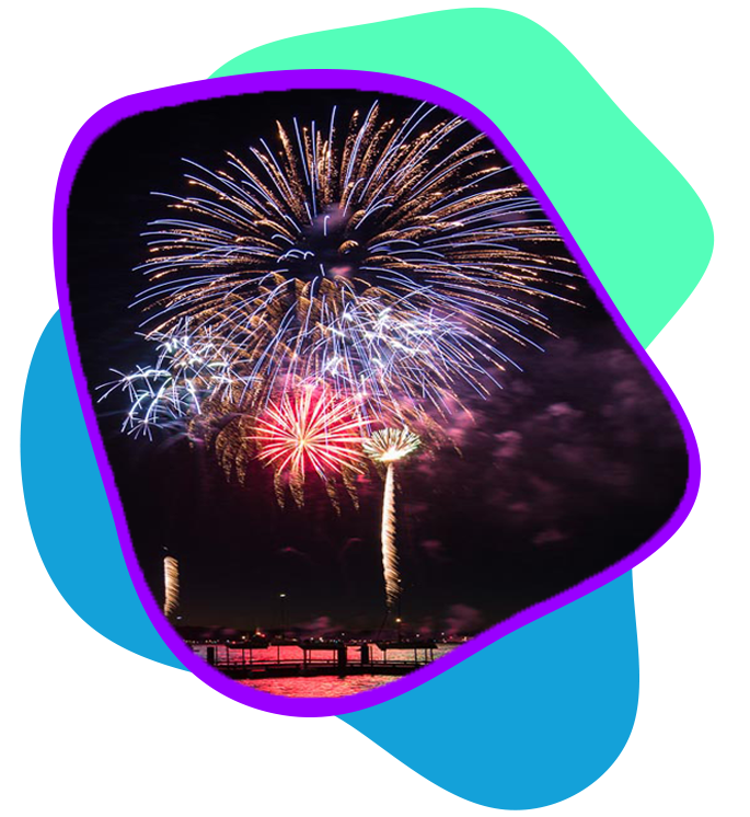 Hilton Head Fireworks Cruise